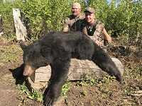 hunter black bear